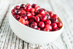 Cranberries! Not just for Sauce